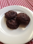 Chocolate Ganache Cookies
