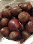 Raw Chestnuts