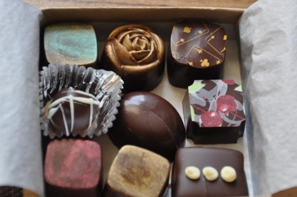 9 Assorted Chocolates