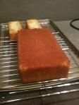 Olive Oil Orange Chiffon Cake